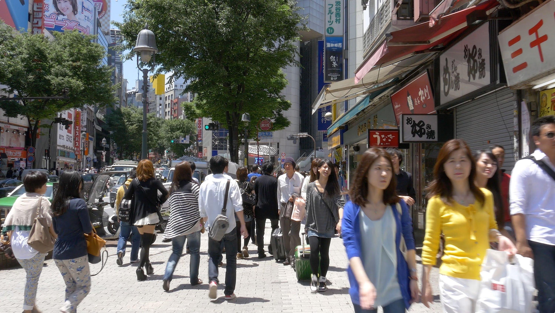 Shibuya, Tokyo, Japan 4K (Ultra HD)