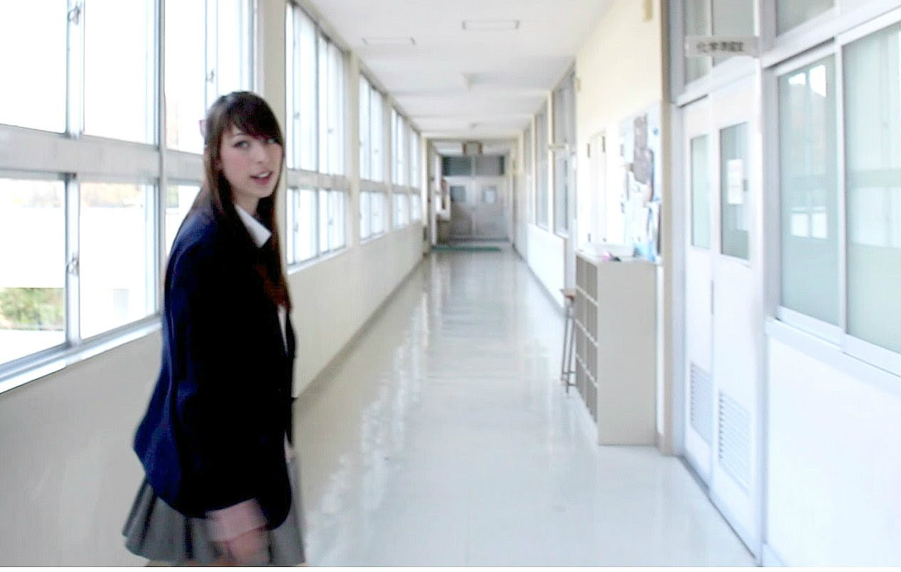 Tour Of My Japanese High School!